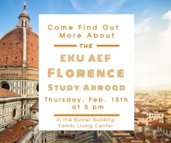 Florence Info Session