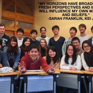 Study Abroad Is About Experiences and Meeting New People